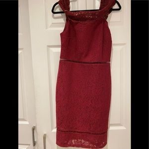 JUST ME/NWOT/Dark Red/M/Dress/Gorgeous